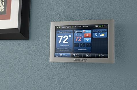 American Standard AccuLink™ Platinum ZV Thermostat